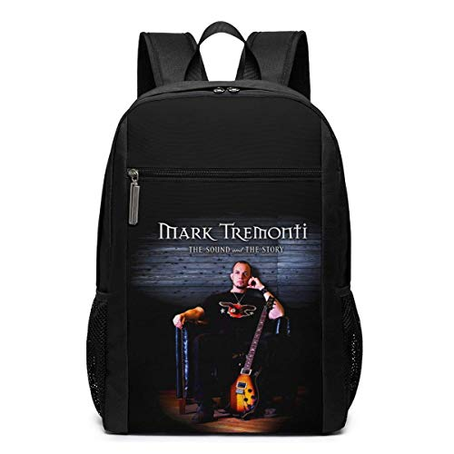 JUKIL Mark Tremonti 17 Inch Backpack, School Bag