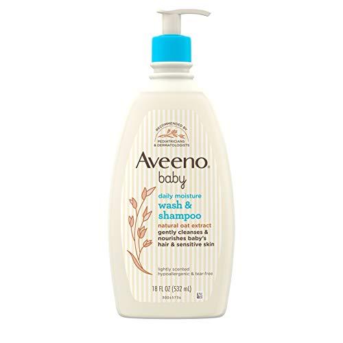 Aveeno Baby Gentle Wash & Shampoo