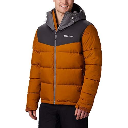 Columbia Iceline Ridge Jacket, Giacche (Shells) Uomo, Black, XL