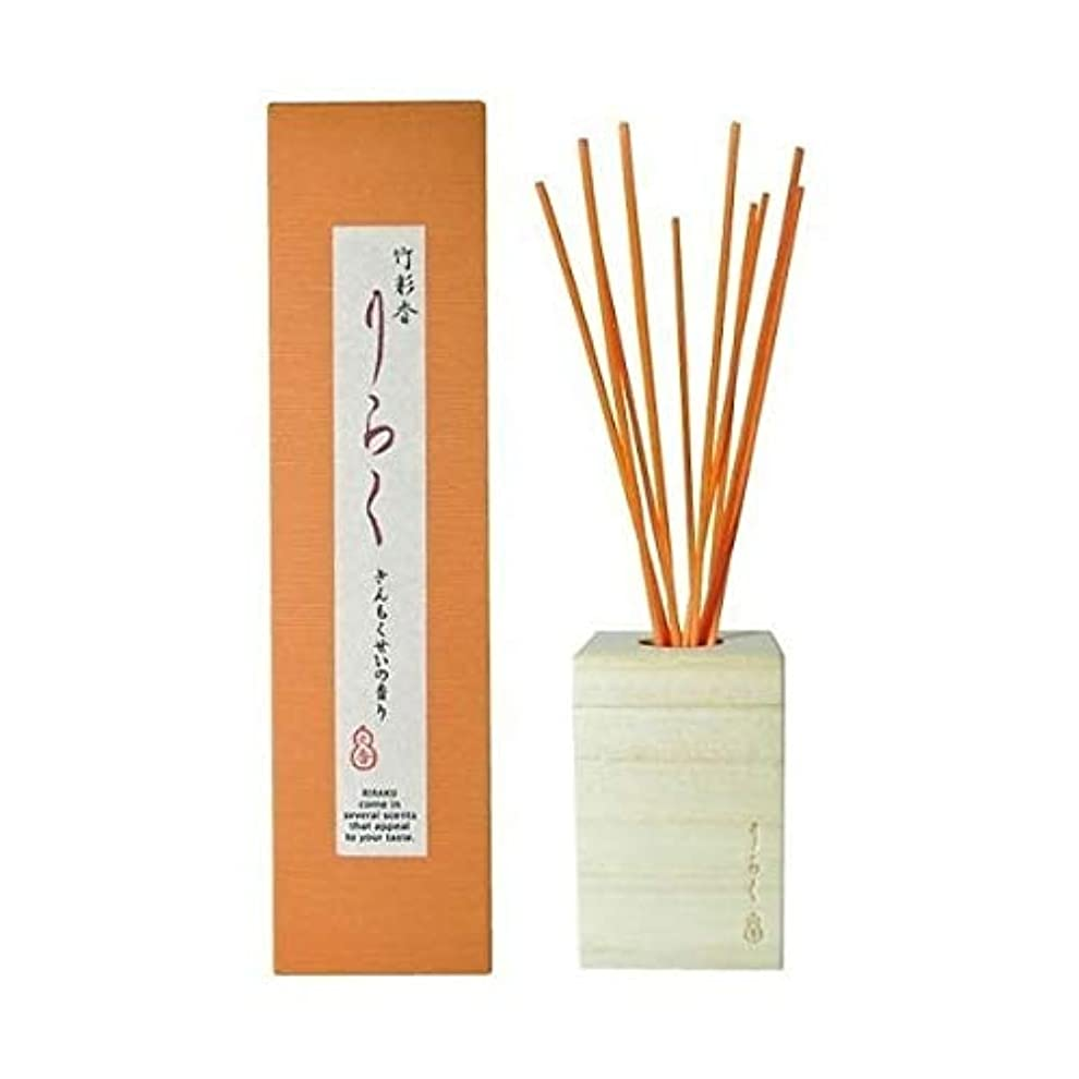 緩める資源接続された竹彩香りらくきんもくせい 50ml