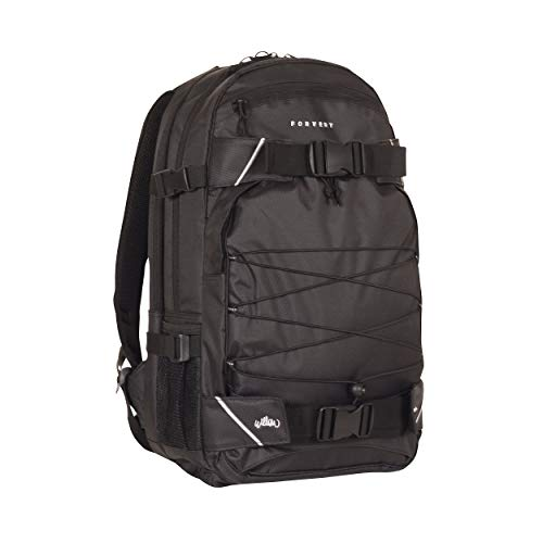 FORVERT Willow Backpack, Black, OneSize