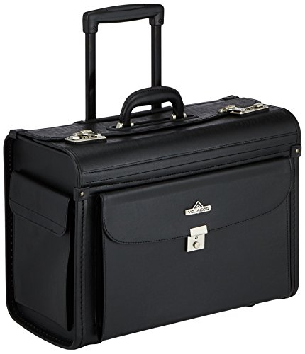 Vojagor Borsa business valigia pilota business da viaggio con maniglia telescopica