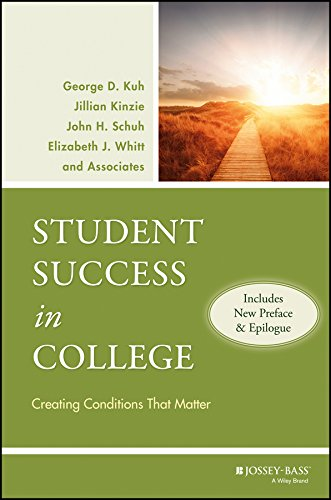 Student Success in College: Creating Conditions That Matter (English Edition)