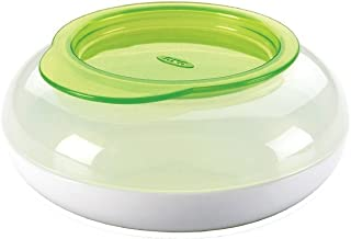 Oxo Tot Snack Disk with Snap On Lid, Green