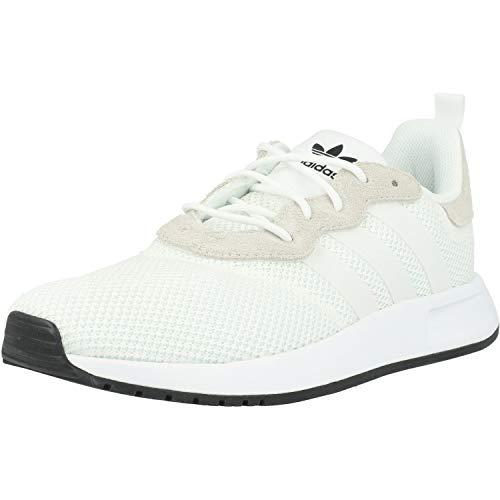 adidas Mens X_PLR 2 Sneaker, White (Footwear White/Footwear White/Core Black), 45 1/3 EU (10.5 UK)