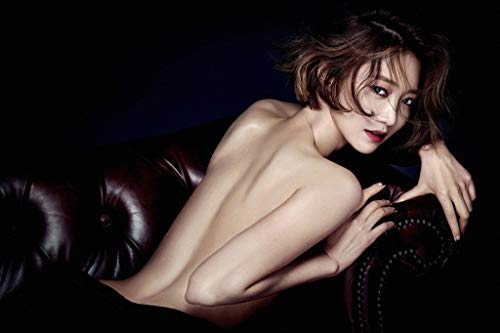 WOAIC Hello Venus Go Joon Hee Pósteres For Bar Cafe Home Decor Painting Wall Sticker Frameless 24X36 Inch(60X90CM)