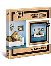 Clementoni - 38500 - Frame Me Up Yetişkin Puzzle - The Master of the House - 250 Parça