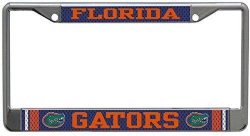 Florida Gators Jersey License Plate Frame