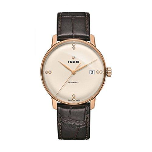 Rado Coupole Classic Automatic R22861765 Herren-Armbanduhr Lederband