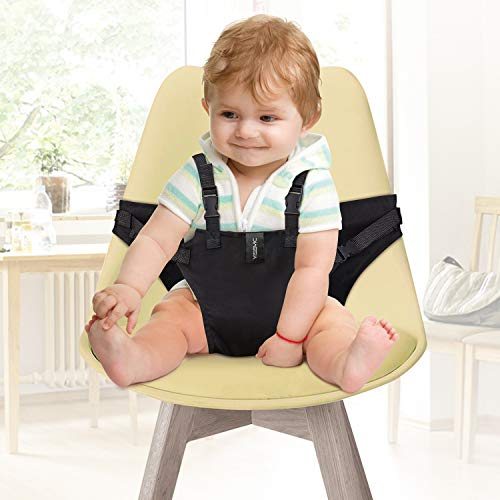 YISSVIC Baby Chair Belt Cloth High Chair Harness $8.99 (40% Off with code)