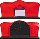 AIZHIWENG Manual Card Shuffler (2-Deck) for Blackjack, Poker