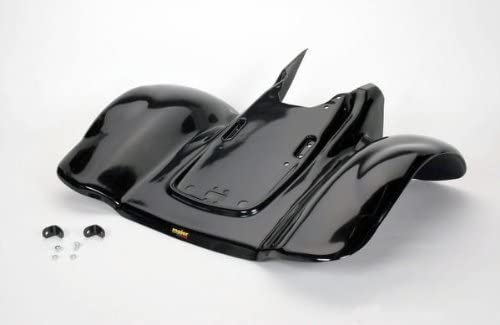 Maier USA 117330 Rear Excellent Fender for Black 300EX Some reservation - TRX250X Honda