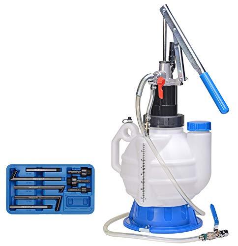 SW-Stahl 24032L Getriebeöl Einfüllgerät Set I 11-teilig I 7,5 Liter I Ölwechsel