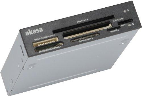 Akasa AK-ICR-09 - Lector Tarjetas Memoria 7 Puertos
