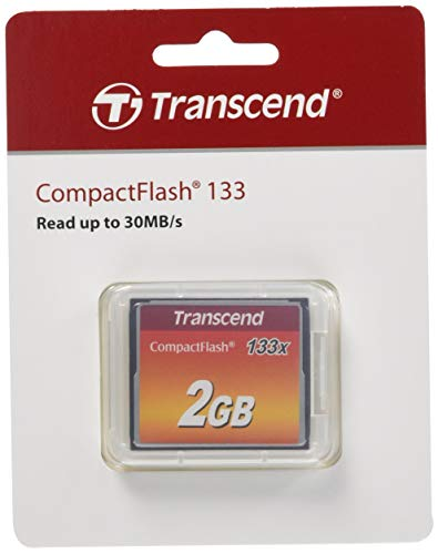 PAMIĘĆ Compact Flash 2GB 133X