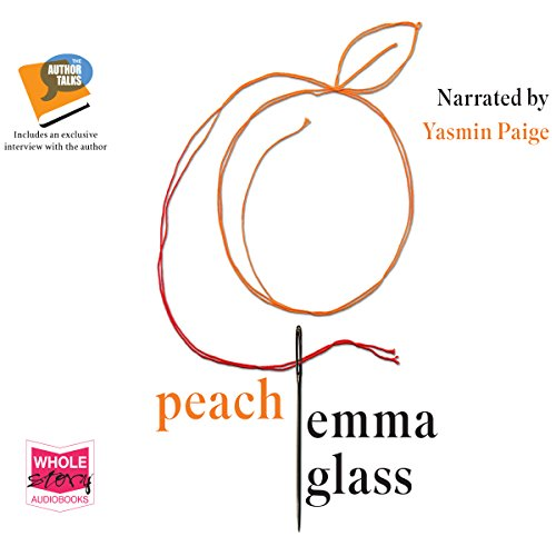 Peach cover art