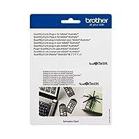 スキャンカットDX専用 ScanNcut Link(Illustrator用プラグイン) カッティングサプライ ブラザー CADXSNCLNK1