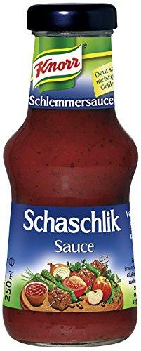 Knorr Schaschlik Sauce 250ml