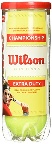 Wilson Championship Regular and Extra Duty Tennis...