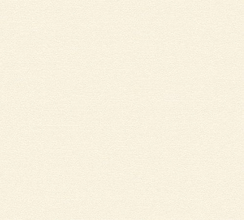 Lars Contzen Vliestapete Artist Edition No. 1 Tapete Designertapete 10,05 m x 0,53 m creme weiß Made in Germany 342161 34216-1
