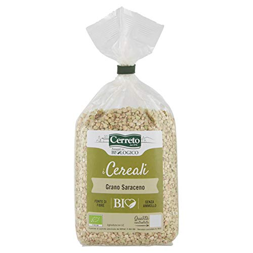 Cerreto Grano Saraceno Decort.Bio - 500 g