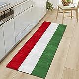 Vereinigte Staaten Britische Flagge Fußmatte Lange Küche Teppich Fußmatte Flagge Bodenmatte Veranda Teppich Bodenmatte NO.11 60X180cm
