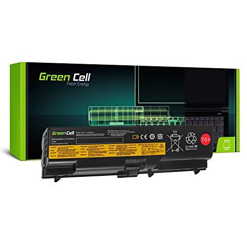 Green Cell Standard Serie 45N1001 Laptop Akku für Lenovo ThinkPad T430 T430i T530 T530i W530 L430 L530 (6 Zellen 4400mAh 10.8V Schwarz)
