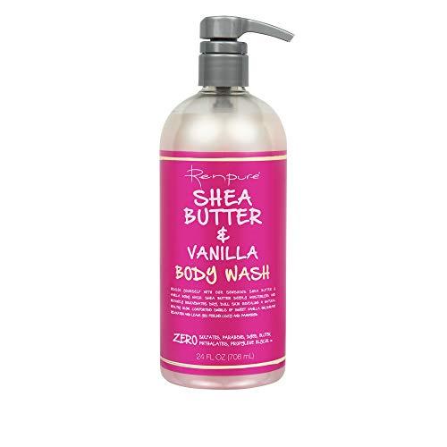 Renpure Body Wash Shea Butter & Vanilla Body Wash, 24 Ounces