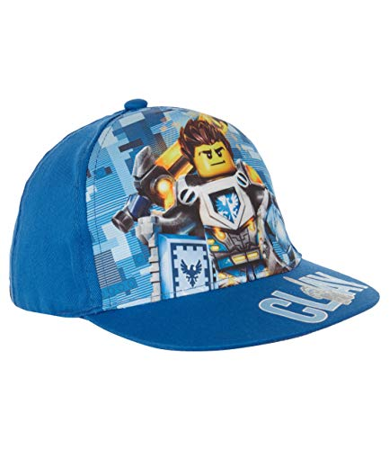 LEGO Jungen Cap Blau 52