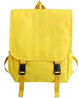 Academic Style Big Cover Student Bag New Leisure Large Capacity Backpack