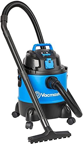 Vacmaster Aspirador en Seco y Húmedo de 20 litros de Capacidad, 200 Watts de Potencia| Aspirador Multiusos para Casa, Garaje, Coche | Aspirador de Ta