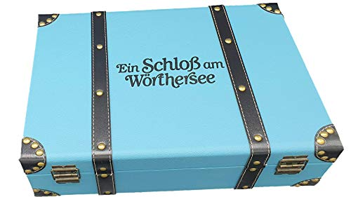 Exclusivo maletín para aficionados – 30 años 'Un castillo en el Wörthersee'