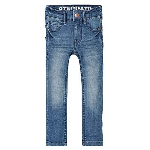 Staccato Skinny Jeans für Jungen | Slim Fit | Größe 116 |blau