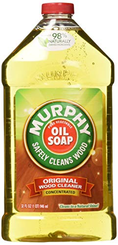 Murphy's Oil Soap, 32-Ounce (Pack of 3)