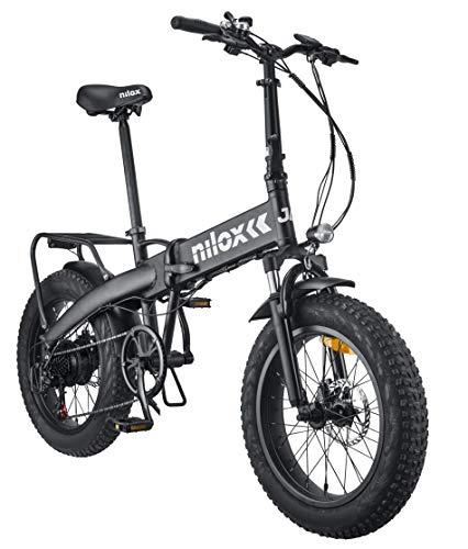 Nilox 30NXEB207V001V2 - Bicicleta eléctrica E Bike 36V 7.8A