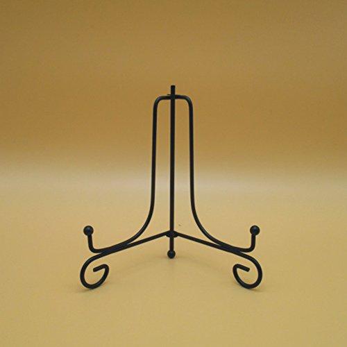 Woopower Klassieke schildersezel van ijzer, 10,2 cm/15,2 cm/20,3 cm/25,4 cm/30,5 cm, geschikt voor foto's, boeken, knutselprojecten