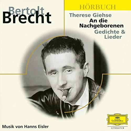 Brecht - An die Nachgeborenen Titelbild