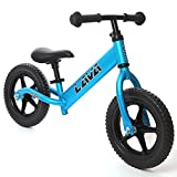 LAVA SPORT Balance Bike - Ultra Lightweight Aluminium - for Toddlers and Kids 2, 3, 4 Year Old (Blue)
