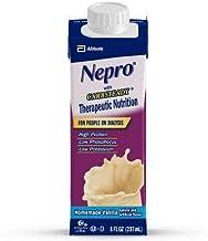 Nepro Homemade Vanilla, 8 Ounce Recloseable Carton, Abbott 64803 - Case of 24