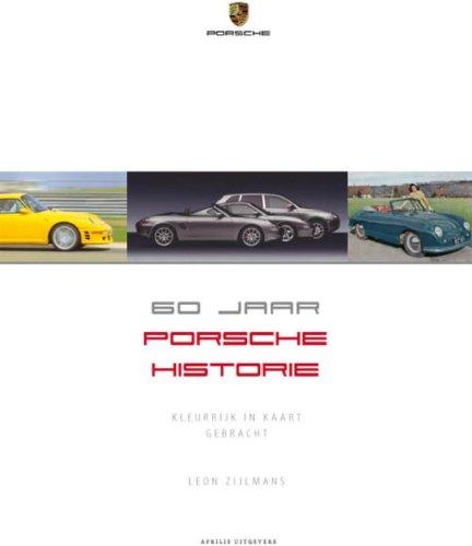 60 jaar Porsche historie: kleurrijk in kaart gebracht