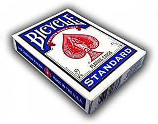 Bicycle Standard Playing Cards- Blue