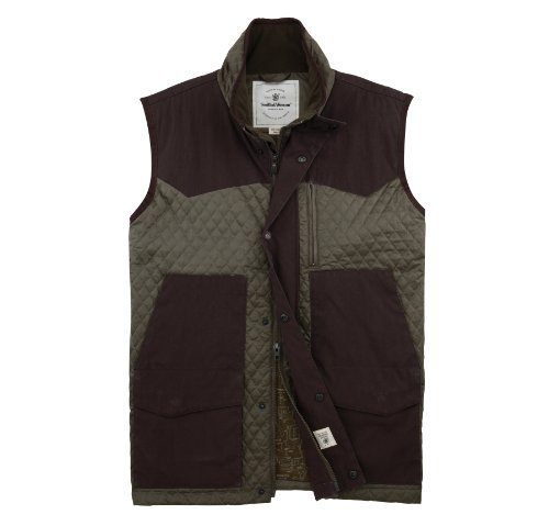 Smith & Wesson Men's Tracking Vest, Size Small - Olive Green