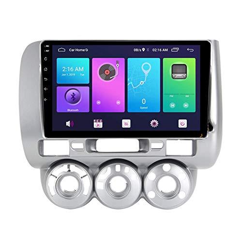 Sat Nav Android 10.0 Car Stereo Compatible Honda EVERUS S1 2011-2015 Navegación GPS Unidad principal de 9 pulgadas Reproductor multimedia MP5 Radio Video Receptor Tracker 4G WIFI DSP Mirrorlink Car I