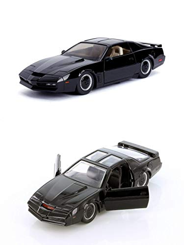 Knight Rider Diecast Toy Car Package - 1/24 & 1/32 Scale Diecast Model Cars