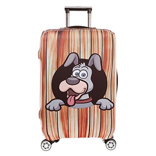 WanuigH Bagage Cover 18 Aan 32 Inch Reizen Bagage Beschermer Elastische Bagage Covers Voor Dragen Op Vier Maten Koffer Beschermer