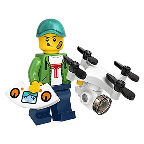 LEGO Serie 20 Drone Boy Minifigure 71027 (Embolsado)