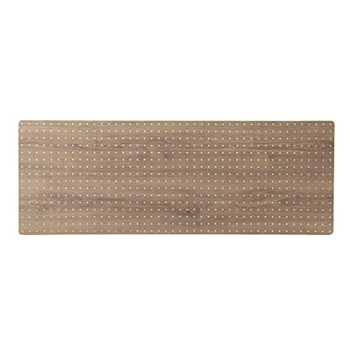 ドウシシャ(DOSHISHA) メタルラックパーツ ホワイトオーク 商品サイズ:幅110×奥行40×高さ0.3cm ルミナスノ...