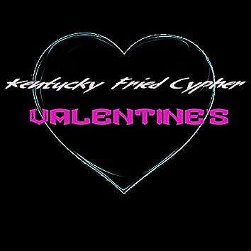 Kentucky Fried Cypher Valentine's (feat. LC Junior, Esco, DeeboTwoSevenOh, Kswagg, FlexRL, Autumn Lashea & Blk Mrkt)