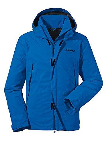 Schöffel Herren Jacket Easy M 3' Jacke Unwattiert, Skydiver, 50