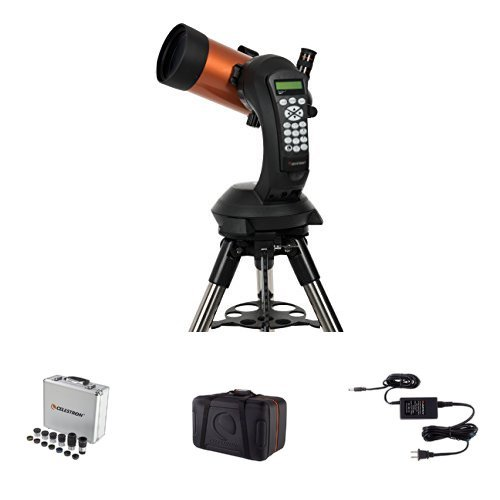 Great Deal! Celestron NexStar 4 SE Telescope w/ Accessory Kit, Carrying Case, and AC Adapter